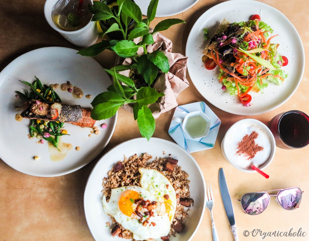 Grace Park: Farm-to-Table Organic Restaurant