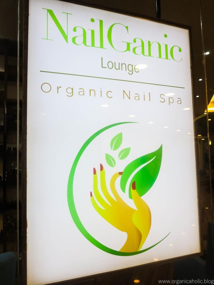 NailGanic Organic Nail Spa
