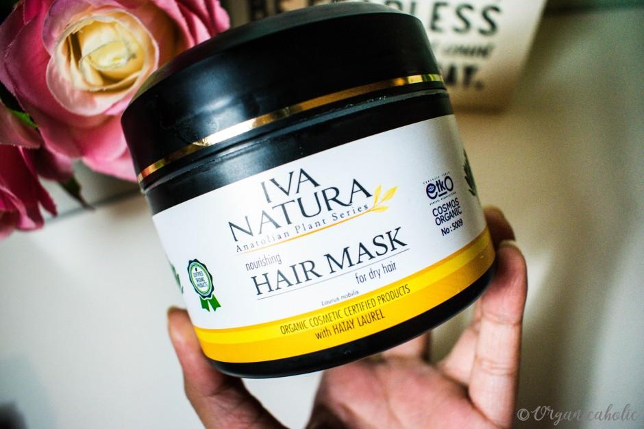 Iva Natura Organic Hair Mask