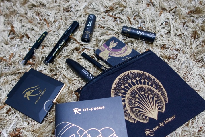 Eye of Horus Natural Makeup Review