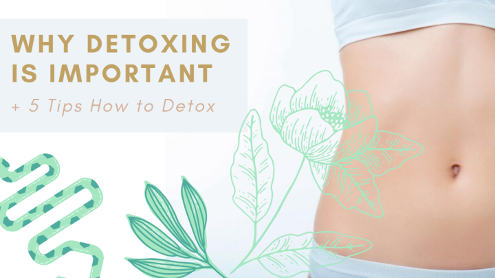 Why Detoxing is Important | 5 Tips How to Detox